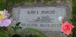 Alma Edith <i>Christoffersen</i> Morgan