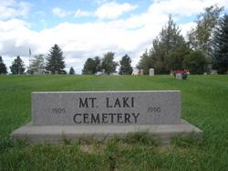 Mount Laki Cemetery