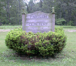 Partlow Cemetery