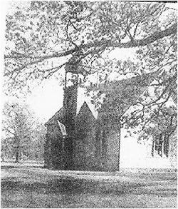Lucas Chapel Cemetery