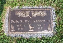 Dana Russell Hamrick, Jr
