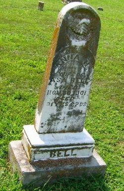 Anna H <i>Jones</i> Bell