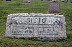Emma Etta <i>Deveney</i> Ditto