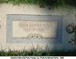 Don Driscoll