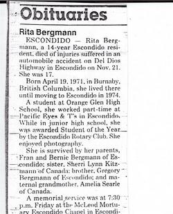 Rita Bergmann