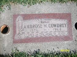 Ambrose Wilson Cowdrey