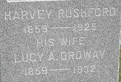 Harvey Rushford