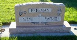Elizabeth J. <i>Ourada</i> Freeman