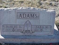 Robert D. Adams