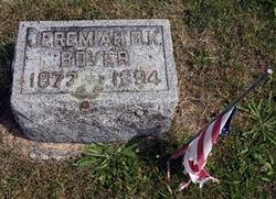 Jeremiah B.K. Boyer