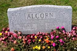 Helen D. <i>McClintock</i> Alcorn