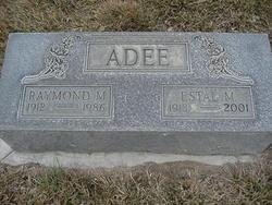Raymond M. Adee