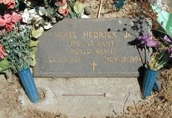 PFC Mikel Hedrick, Jr