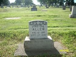 Freida Allen