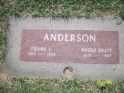 Rhoda <i>Graff</i> Anderson
