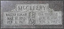 Walter Edgar Walt McCleery