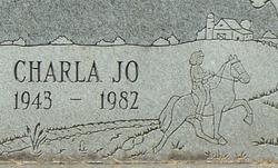 Charla Jo Barrick