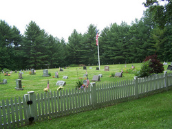 East Leverett Cemetery