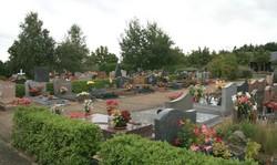 Gu�rande New Cemetery