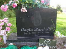 Aayla Raschelle Redfearn