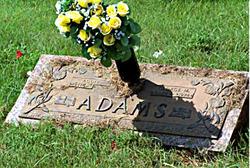 Addie Nadine <i>Ingle</i> Adams