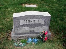 Gertrude K <i>Schroeder</i> Albright