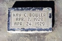 Kay Charles Bowler