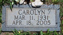 Carolyn Unknown