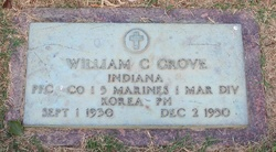 PFC William Clyde Sonny Grove