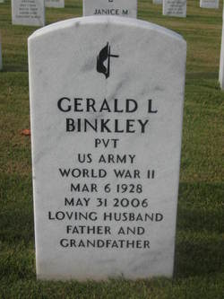 Gerald Leon Jerry Binkley