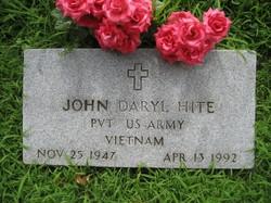 John Daryl Hite
