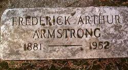 Frederick Arthur Armstrong