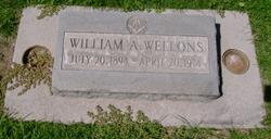 William Andrew Wellons