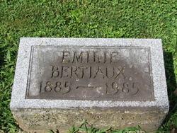 Emilie Bertiaux