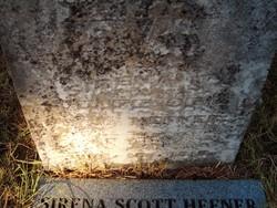 Sirena <i>Scott</i> Hefner