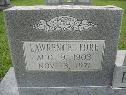 Lawrence Fore Ballew