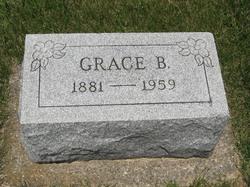 Grace B. <i>Van Horn</i> Bean