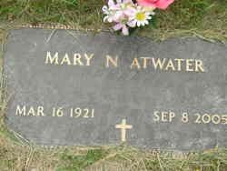 Mary Naomi <i>Robinson</i> Atwater