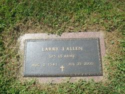 Larry J Allen