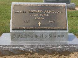 James Edward BUD Arnold, Jr