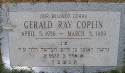 Gerald Ray Gerry Coplin