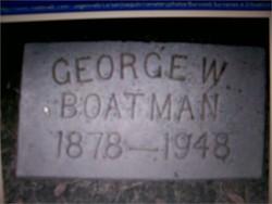 George Washington Boatman