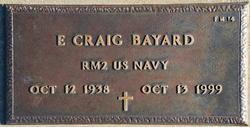 E Craig Bayard