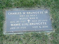 Charles William Brunotte, Sr