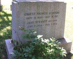 Ernest Francis Acheson
