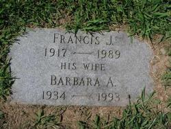 Barbara A. <i>Wilken</i> Blanchfield