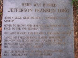 Jefferson Franklin Long