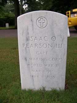 Isaac O. Ike Pearson, III
