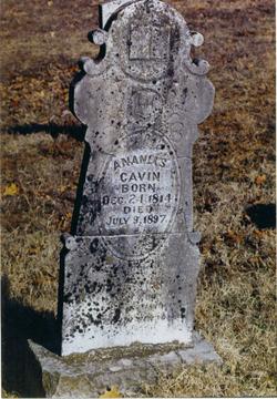 Annanias Cavin