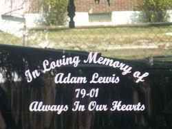 James Adam Lewis